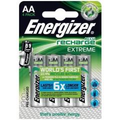 Batterij Energizer Extrema herlaadbaar AA 2300mAh (4)