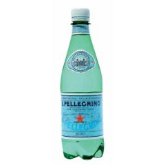 Water San pellegrino bruis 50cl PET (24)