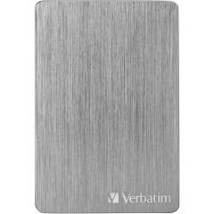 Harde schijf Verbatim 3.2 GEN 1 Store 'n' Go ALU Slim 2TB grijs