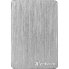 Harde schijf Verbatim 3.2 GEN 1 Store 'n' Go ALU Slim 2TB zilver