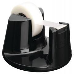 Plakbandafroller Tesa Easy Cut Compact zwart