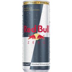 Energiedrank Red Bull Zero blik 25cl (4)