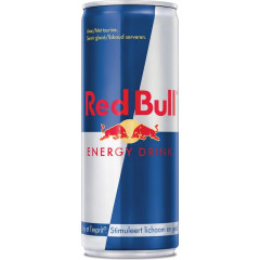 Energiedrank Red Bull Regular blik 25cl (8)