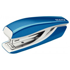 Nietmachine Leitz New NeXXt WOW Mini 10vel blauw metallic