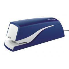 Elektrische nietmachine Leitz New NeXXt 10vel met adapter blauw