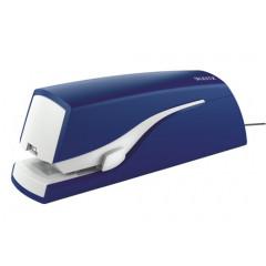 Elektrische nietmachine Leitz New NeXXt 20vel met adapter blauw