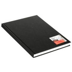 Schetsboek Canson art book one 10x15,2cm 100gr 100vel zwart