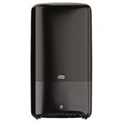 Toiletpapierdispenser Tork mid-size T6 voor 2 rollen zwart