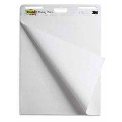 Meeting Chart Post-it 63,5x77,5cm blanco 30vel (2)