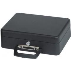 Geldkoffer Maul 30x25,8x9cm zwart