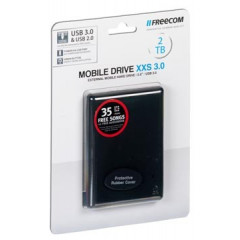Harde schijf Freecom Mobile Drive XXS 3.0 2TB