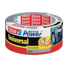 Tape Tesa Extra Power Universal 50mmx25m grijs