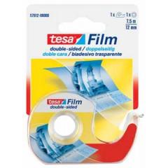 Plakband Tesa Tesafilm dubbelzijdig
