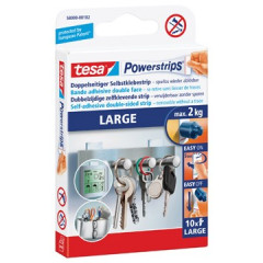 Kleefstrips Tesa powerstrips 2kg (10)