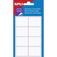 Etiketten Apli afneembaar 8 etik/bl 25x40mm (7)