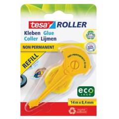 Vulling Tesa Roller EcoLogo Niet-permanent voor lijmroller