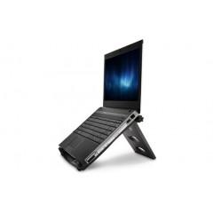 Laptopstandaard Kensington SmartFit Easy Riser met koeling grijs