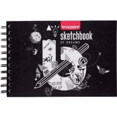 Schetsboek Bruynzeel A5 30vel