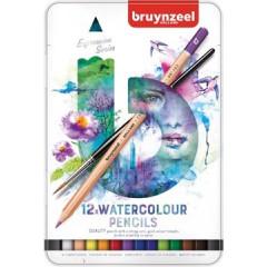 Aquarel potlood Bruynzeel Expression assorti (12)