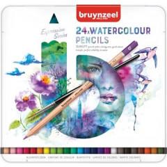 Aquarel potlood Bruynzeel Expression assorti (24)