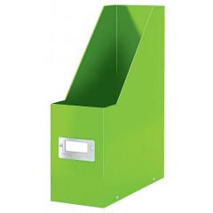 Tijdschriftencassette Leitz Click&Store WOW PP groen metallic (6047054)