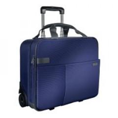 """Trolley Leitz Complete Carry-On voor laptops tot 15,6"""" blauw"""