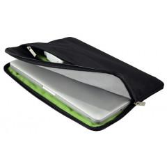 """Laptophoes Leitz Complete voor laptops tot 13,3"""" zwart"""