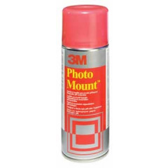 Lijmspray 3M Photo Mount 400ml