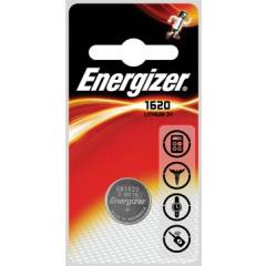 Knoopcelbatterij Energizer CR1620 3V