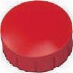 Magneet Maul MaulSolid Ø15mm rood (10)
