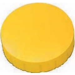 Magneet Maul MaulSolid Ø24mm geel (10)