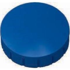 Magneet Maul MaulSolid Ø24mm blauw (10)