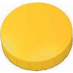 Magneet Maul MaulSolid Ø32mm geel (10)