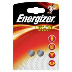 Knoopcelbatterij Energizer LR54 3V (2)