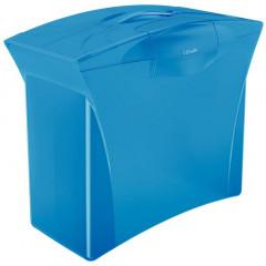 Hangmappenkoffer Esselte europost ophangmaat 330mm blauw