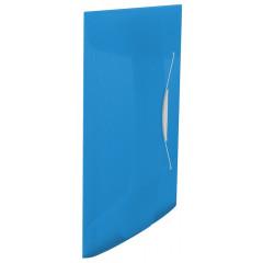 Elastomap Esselte Vivida PP A4 blauw