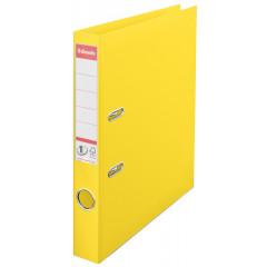Ordner Esselte No.1 Vivida Plus PP A4 50mm geel (624074e)
