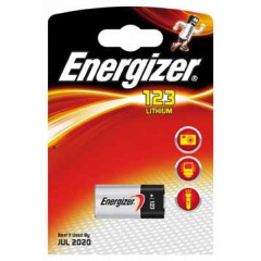 Batterij Energizer Photo Lithium CR17345 3V