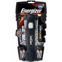Zaklamp Energizer Hard Case incl 4x AA