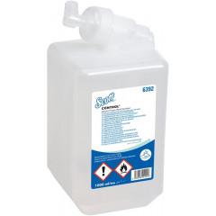 Desinfecterende schuim Scott met alcohol 1l
