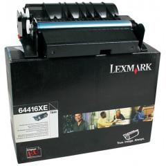 Lexmark laser T644 toner 64416XE HC