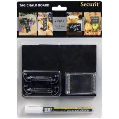 Securit krijtbordje ft A7 (20 stuks)
