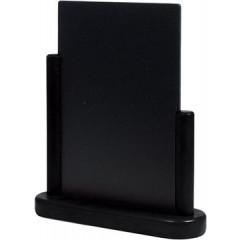 Securit tafelkrijtbord Elegant, ft A5 , zwart