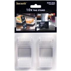 Securit krijtbordjes basis (10)