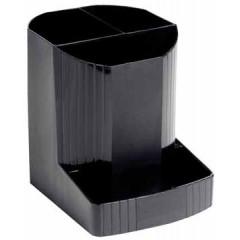 Pennenbakje Exacompta Mini-Octo Ecoblack zwart
