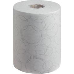 Handdoekrol Kleenex Ultra Slimrol 2-laags 100m per rol (6)