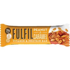 Proteïnebar Fulfil Peanut&Caramel 55g (15)