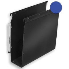 Hangmap Elba Ultimate PP kast 330mm 80mm bodem blauw 100330582