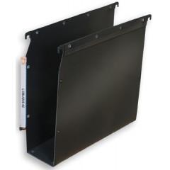 Hangmap Elba ultimate PP kast 330mm 80mm bodem zwart