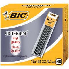 Potloodstift Bic Criterium HB 0,7mm (12)